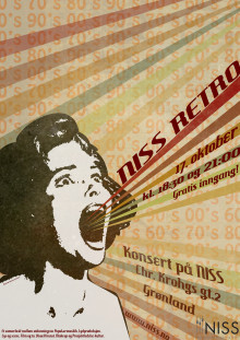 NISS inviterer til gratis konsert!