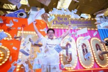 Third Millionaire Crowned At Changi Airport!