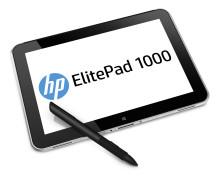 HP utvider porteføljen av nettbrett for forretningsmarkedet med HP Elitepad 1000 og ProPad 600