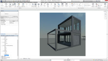 Algeco launches Modular Construction as BIM object