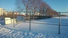 Saneringsarbeten och nedtagning av träd i inre hamnen och Hamnträdgården