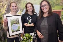 Hållbarhetshub vinnare i Green Tenant Award
