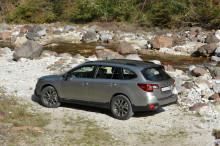 Nya Subaru Outback – en pionjär i ny tappning