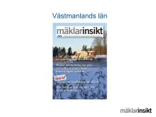 Mäklarinsikt Västmanlands län 2016:1