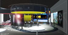 Premiär för Visual Arena Lindholmen, en kraftsamling inom visualisering i Västsverige