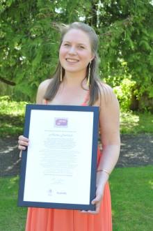 Scandic belönar Grythyttan-student med prestigefyllt stipendium