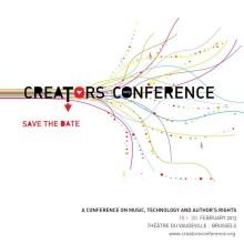 Creators Conference 2013