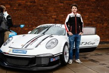 Lukas Sundahl klar för Porsche Carrera Cup Scandinavia