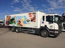 Arla siktar på fossilfri fordonsflotta med OKQ8:s Diesel Bio HVO