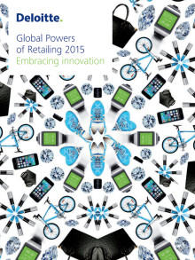 Global Powers of Retailing 2015