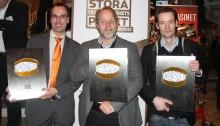 Vinnarna av Stora Trafiksäkerhetspriset 2010 klara