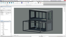 Algeco lanserar modulbyggnad som BIM-objekt