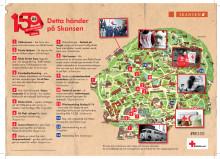 Svenska Röda Korset firar 150 år på Skansen