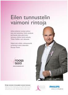 Philips esittelee Roosan Testin