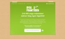 Lars Ohly lovade byggboom och skatteneutralitet på Hyresgästföreningens stämma