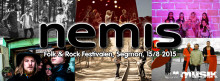 Festivalnytt - 6 nya akter till Folk & Rock Festivalen