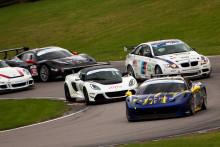 STCC tar över Swedish GT – superbilarna kliver in på arenan