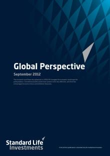 Tuffa tider för beslutsfattare - Global Perspective september 2012