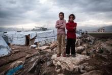 Onsdagskväll på Globalen: Barn på flykt
