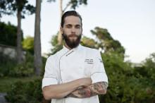 Högberga Gårds Tommy Eriksson till semifinal i Årets Kock 2015