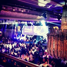 Mynewsdesk bestow the Global PR award at the PR Week Awards