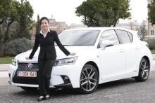 Chika Kako – Toyotas första kvinnliga chefskonstruktör