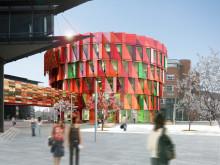 Spännande mötesplatser lyfter innovationsmiljön på Lindholmen