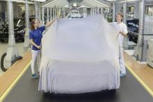 Nya Volkswagen Tiguan firar sin världspremiär på bilsalongen i Frankfurt