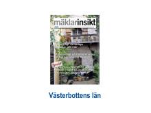 Mäklarinsikt Västerbottens län 2015:3