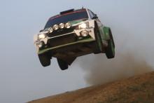 SKODA Motorsport startar säsongen i Svenska Rallyt