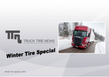 Goodyear Dunlop Truck tire news Winter tire special Edition