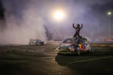 Joni Wiman on rallycrossin GRC-sarjan uusi mestari