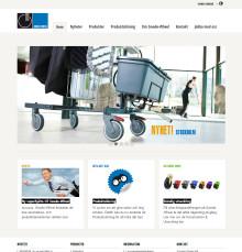 Swede-Wheel lanserar produktwebb med Litium