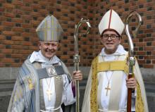 "Biskop Bonnier: ""Gläds oerhört!"""