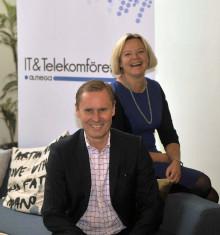Staffan Hanstorp omvald styrelseordförande för IT&Telekomföretagen