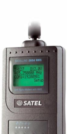 SATELs radiomodem ger Nokia Vattenverk full kontroll