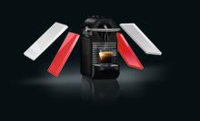 Sæt dit personlige præg på den nye Nespresso Pixie Clips maskine