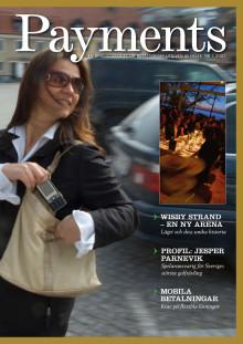 Payments nr 1 2007 - En branschskrift om betalningar utgiven av PayEx - Maj 2007
