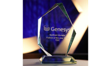 "TDC vann Genesys pris ""Northern Europe Partner of the year"""