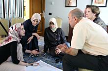 Mord på framstående kvinnor i Irak