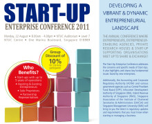 Come join us at the DP Group Start-up Conference 2011!