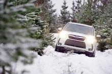 2013 blev ett globalt rekordår för Subaru