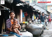 Kvinnor och staden – ny rapport om kvinnors utsatthet i städer från ActionAid