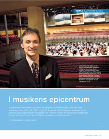 I musikens epicentrum