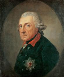 Fredrik den store 300 år