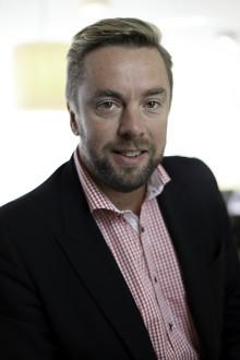 Charlie Hedberg – ny hotelldirektör för Scandic Crown och Scandic No. 25