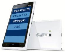 Norstedts släpper ordboksappar för Windows Phone