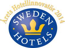 Sweden Hotels Gala 2014 - nomineringar Årets Innovatör 2014