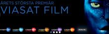 Viasat Film lanserades med bubbel och kalas