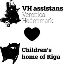 VH assistans ordnar kalas åt Rigas barn